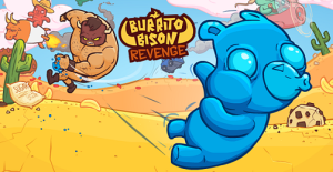 Burrito Bison Revenge game