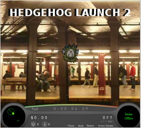 Hedgehog Launch 2 Game